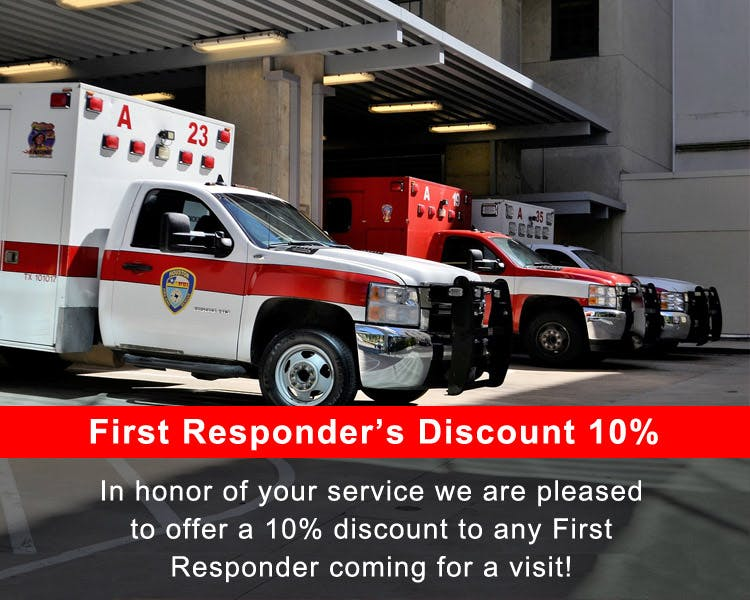 18 Vine Inn and Carriage House Special Deals & Packages - First Responder's Discount 10%