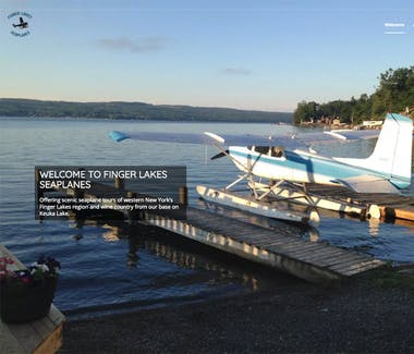 18 Vine Inn and Carriage House - Area Attractions, Finger Lakes Seaplanes