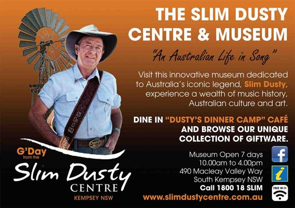 The Slim Dusty Centre, Kempsey
