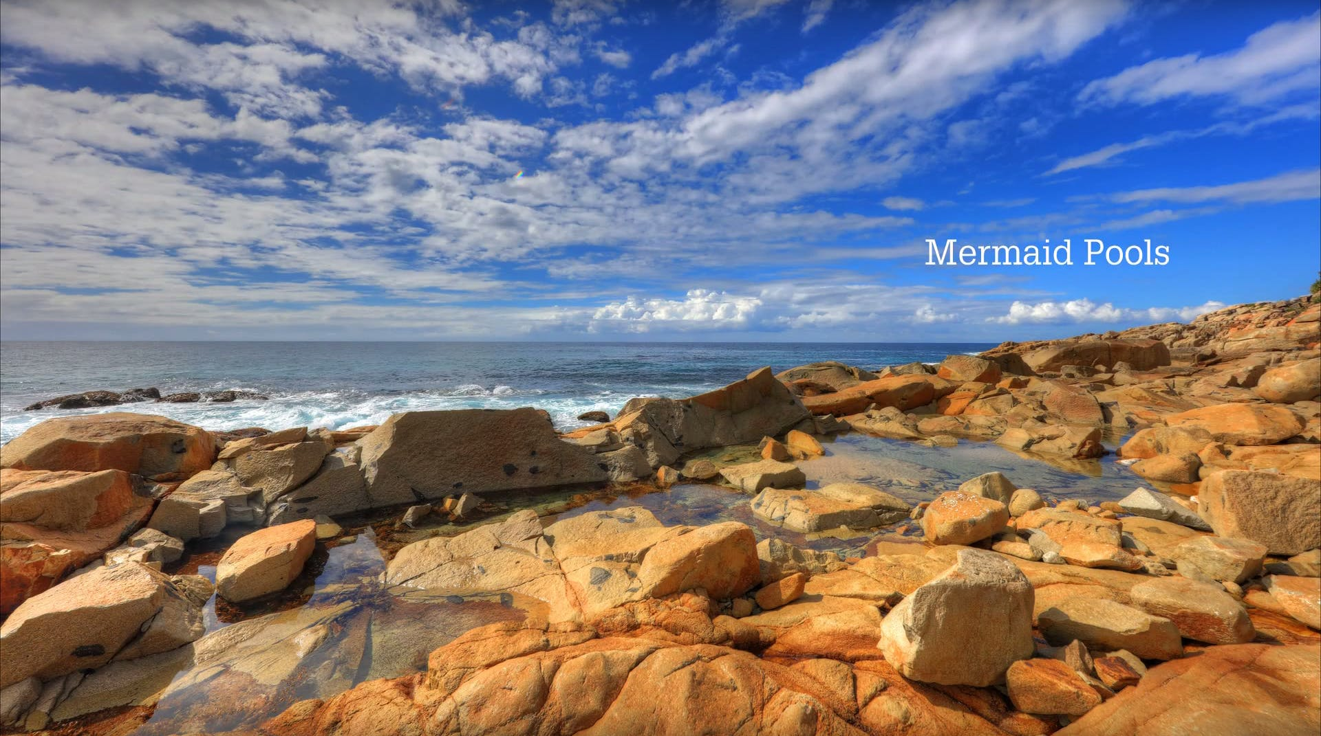 Mermaid Pools, South West Rocks