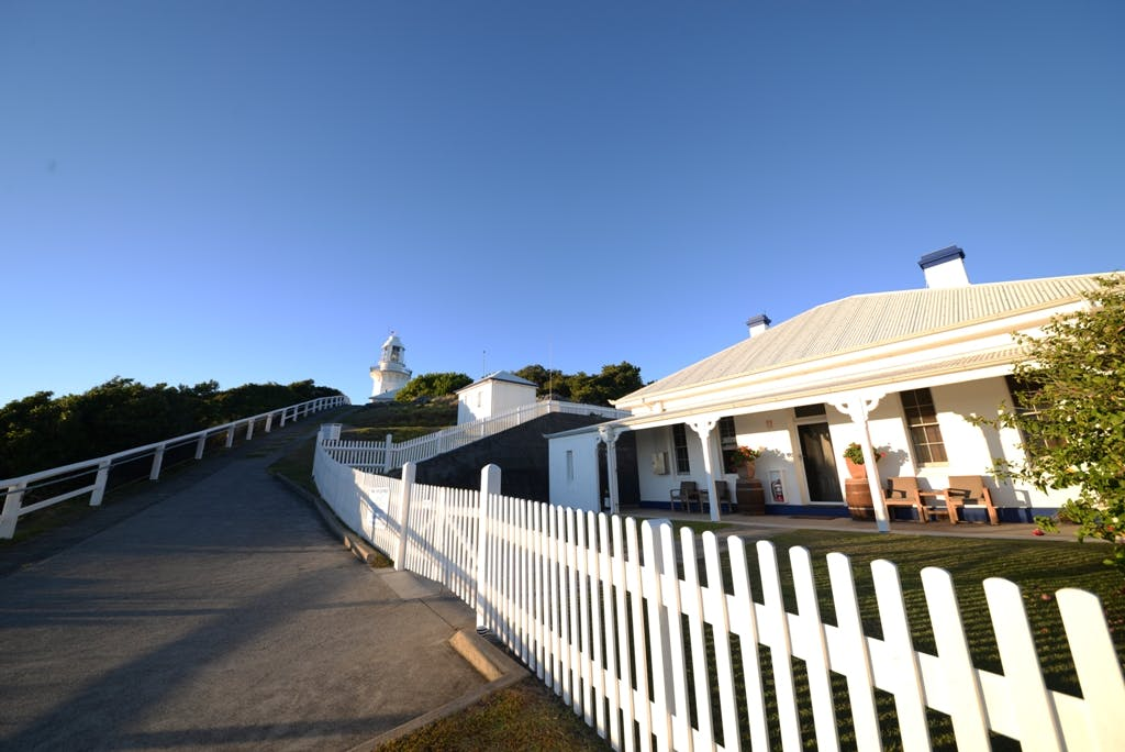 Smoky Cape Lighthouse & Cottages