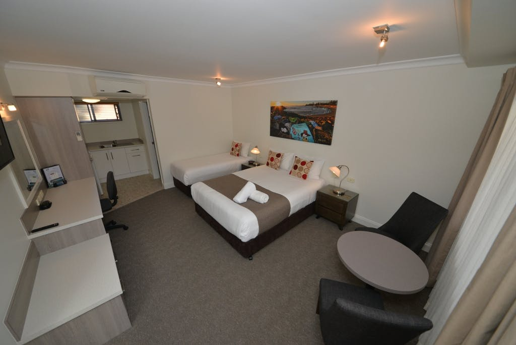 Large Studio Room South West Rocks accommodation