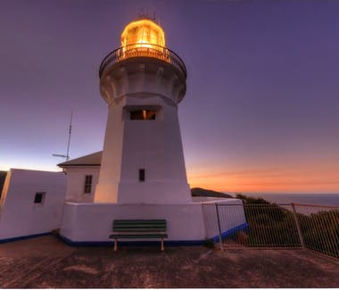 Smoky Cape Lighthouse, South West Rocks