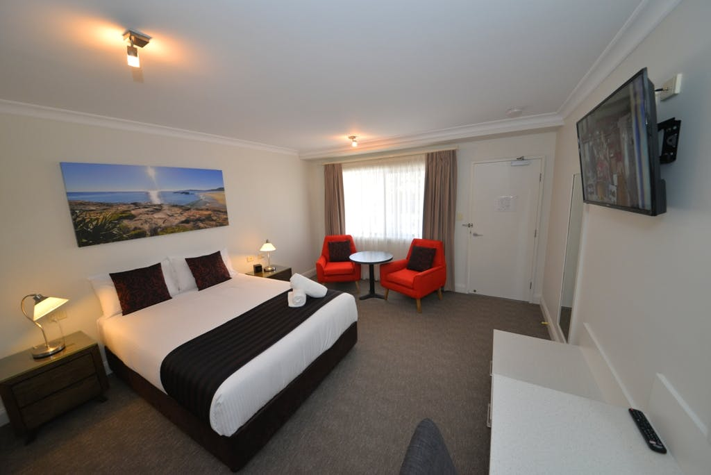 Queen Spa Room - South West Rocks accommodation