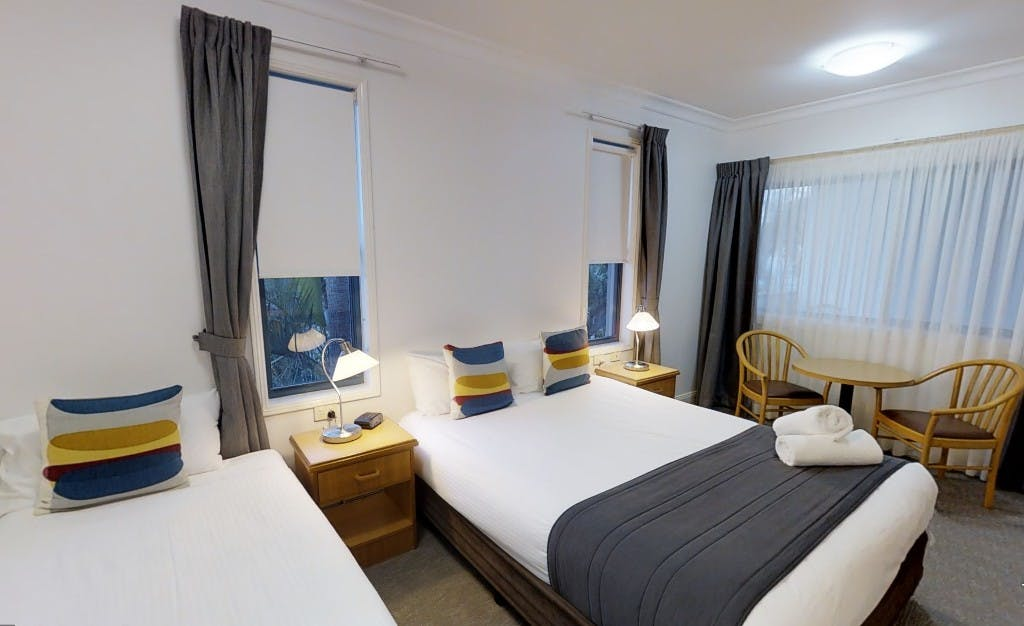 Executive Room - Upto 3 Guests
