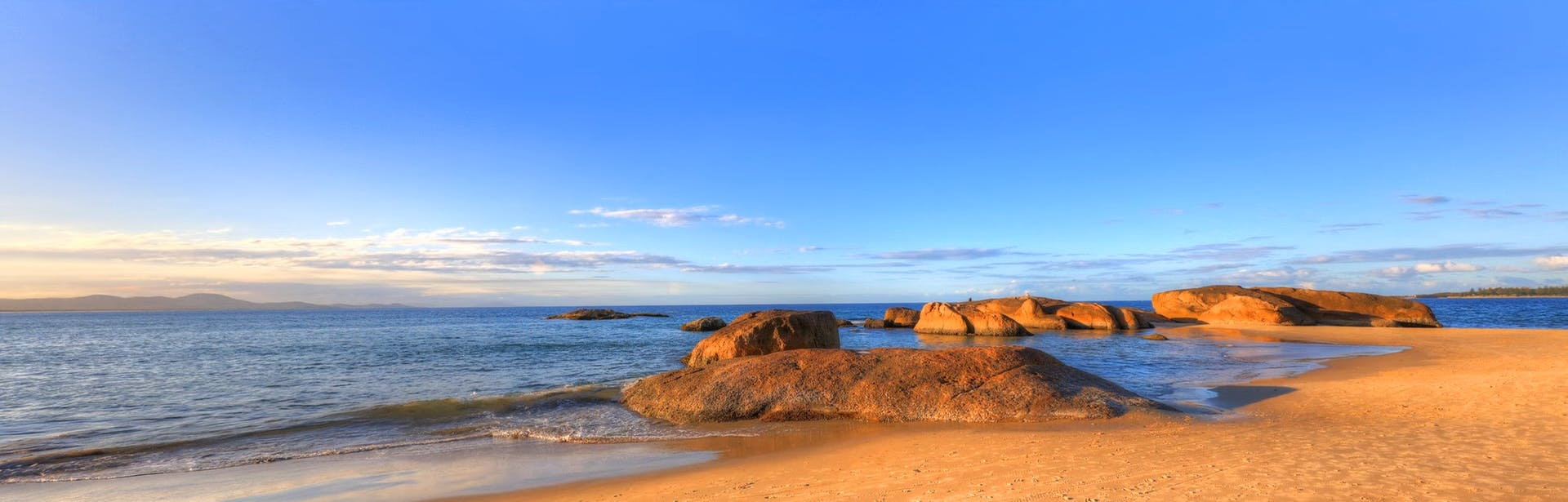 The Boulders, Front Beach, South West Rocks
