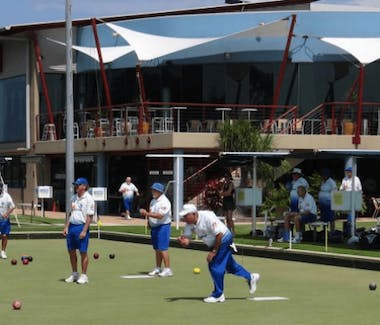 Bowls - South West Rocks Country Club - 2 min walk