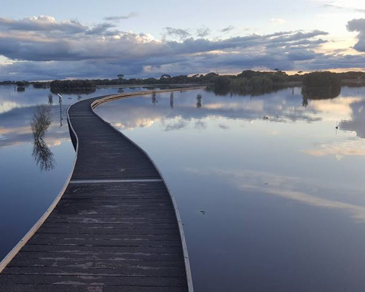 Bool Lagoon - Broadwalk