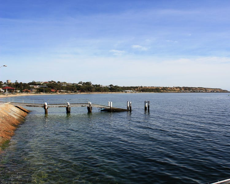Port Vincent Jetty
