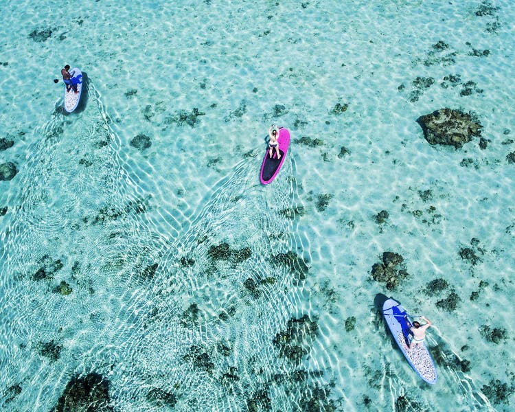 Beautiful Scenic Activities Coral Coast Fiji water sports ocean