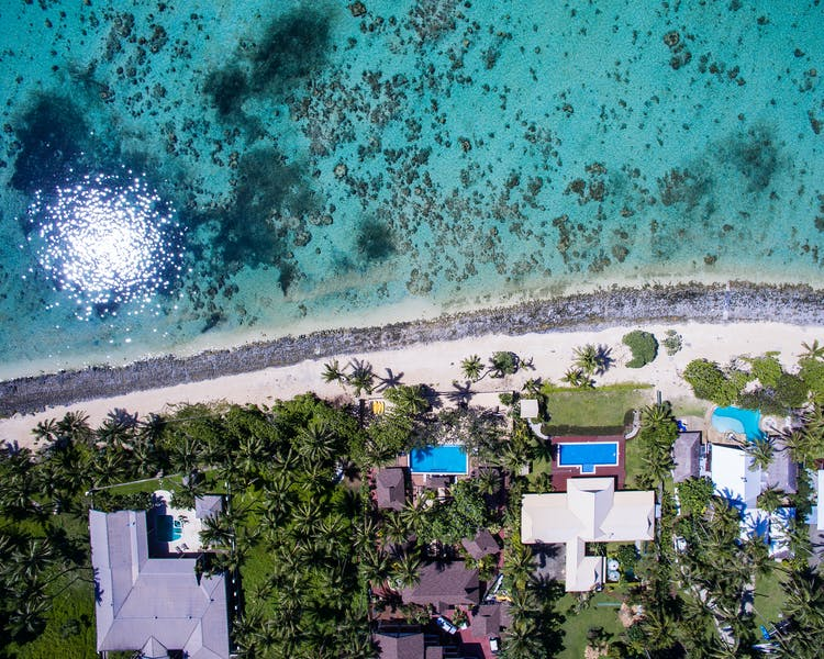 beachfront boutique hotel coral coast fiji romantic couples escape