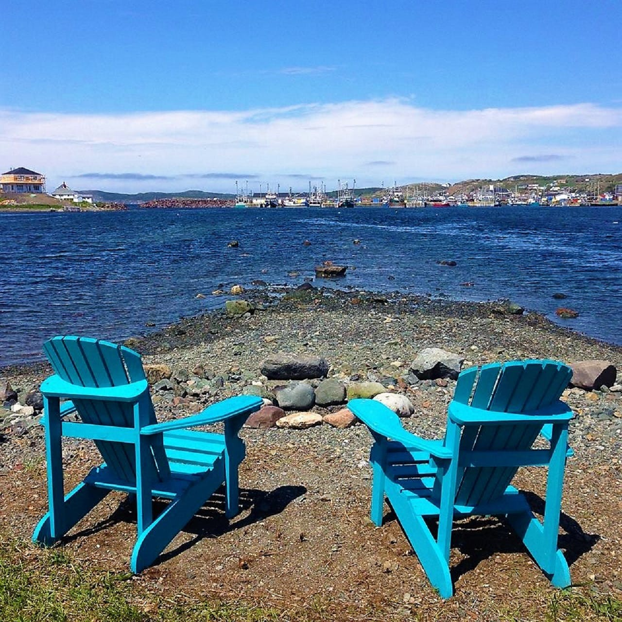 Twillingate Newfoundland Beachfront ocean view Hostel Accommodation