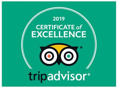 Tripadvisor 2019 Certificate if Excellence. Best location in Twillingate.