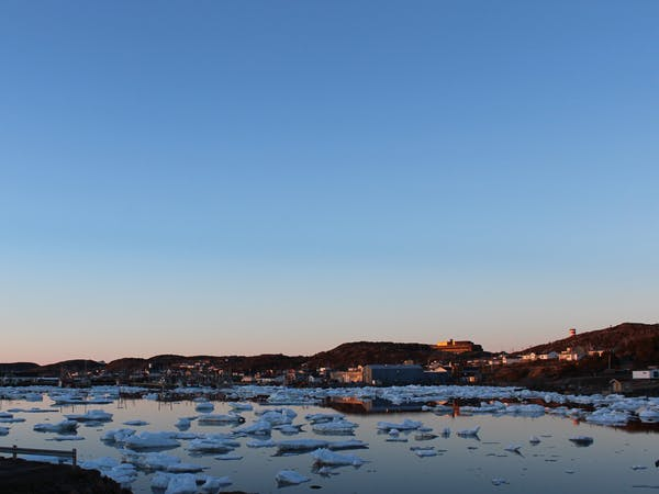 Twillingate Newfoundland ocean view accommodations, best location in Newfoundland, market & cafe