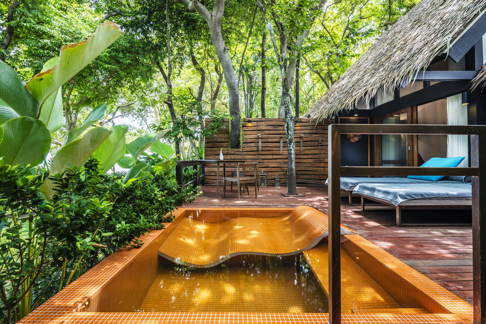 Canopy Plunge Pool Suite