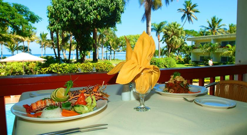 Ocean Terrace Restaurant - Lunch