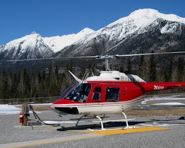 Enjoy a real mountain high over Banff National Park