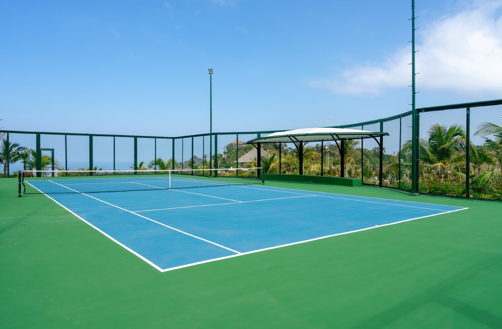 The Tennis Court - The edge Luxury Villa Resort, Pecatu, Uluwatu, Bali Indonesia