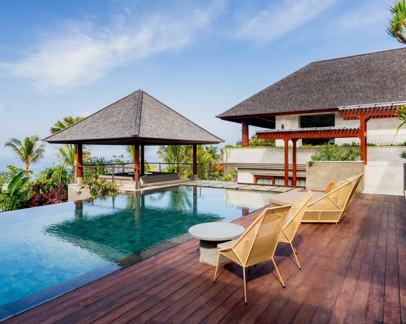 The Ocean at The edge Luxury Villa Resort, Uluwatu Bali