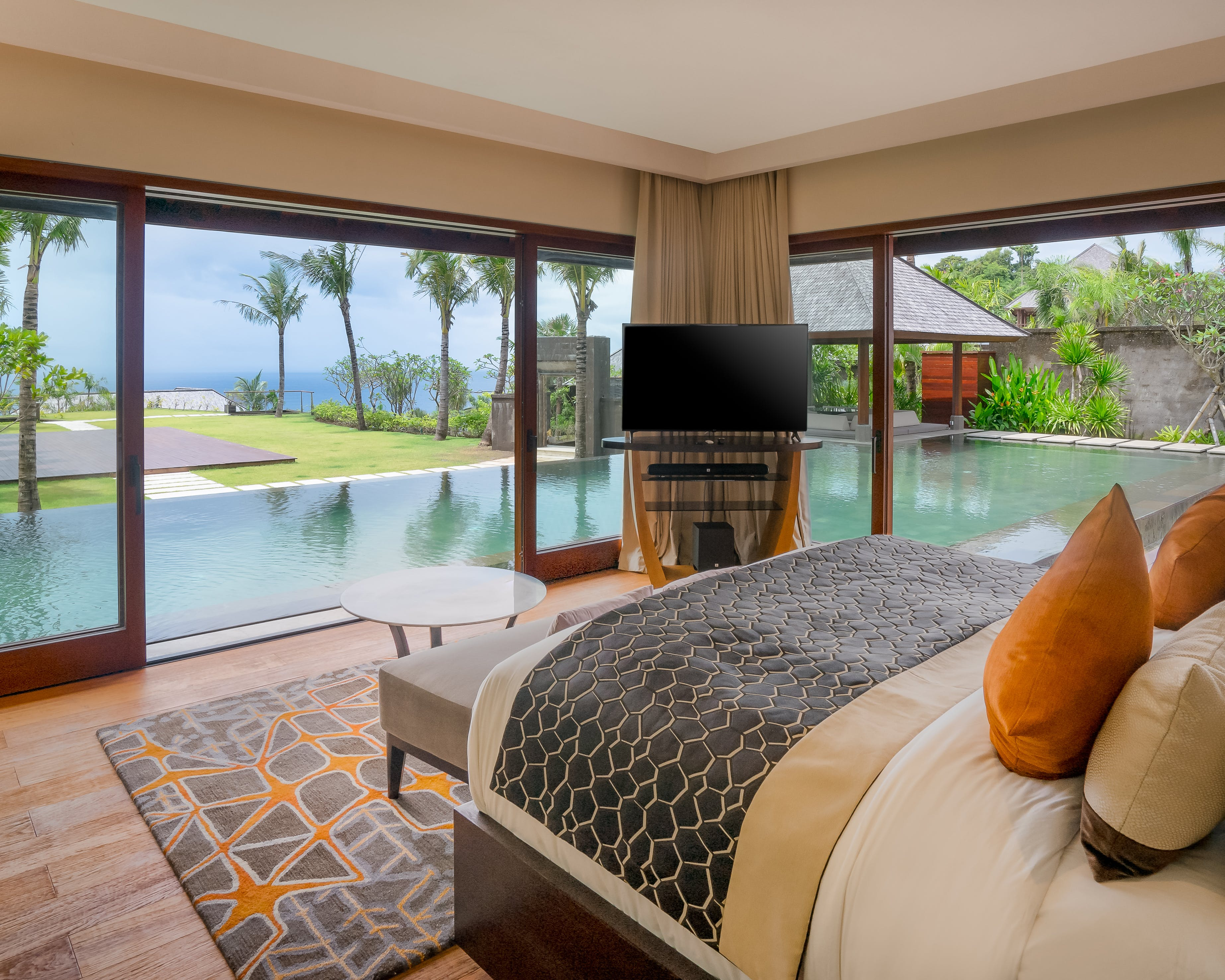 The Breeze Villa - The edge Luxury Villa Resort, Pecatu, Uluwatu, Bali Indonesia