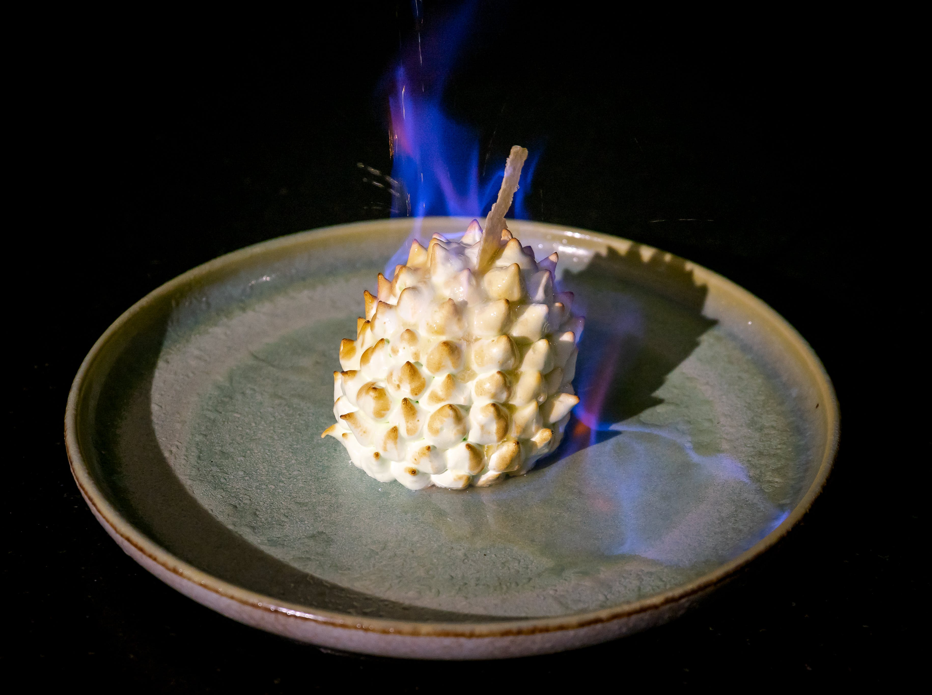 Seas Restaurant - Durian Bombe