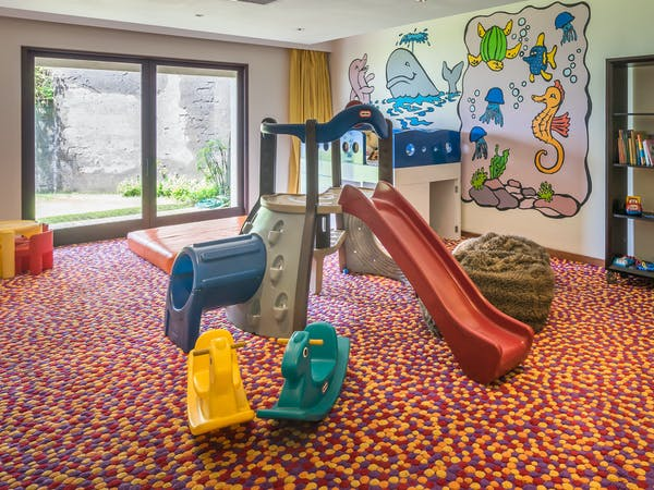 The View - Kids Playroom at The edge Luxury Villa Resort, Uluwatu Bali