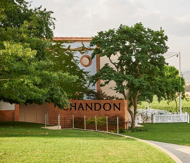 Chandon front entrance