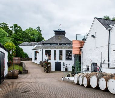 Glenturret Distillery.