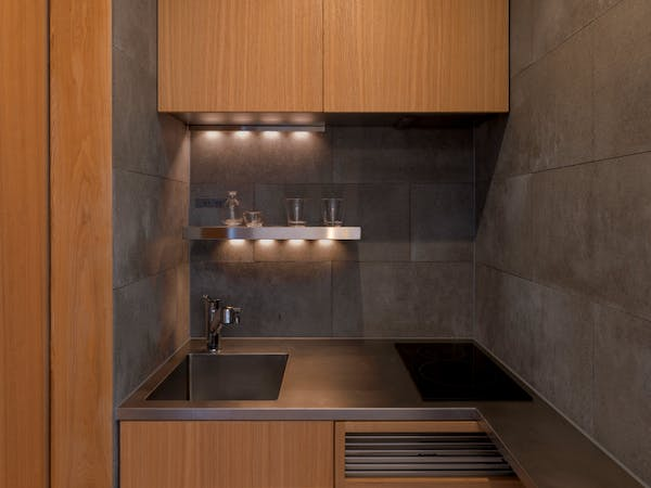Shimaya Stays Komatsu Residences - 2BR Kitchenette