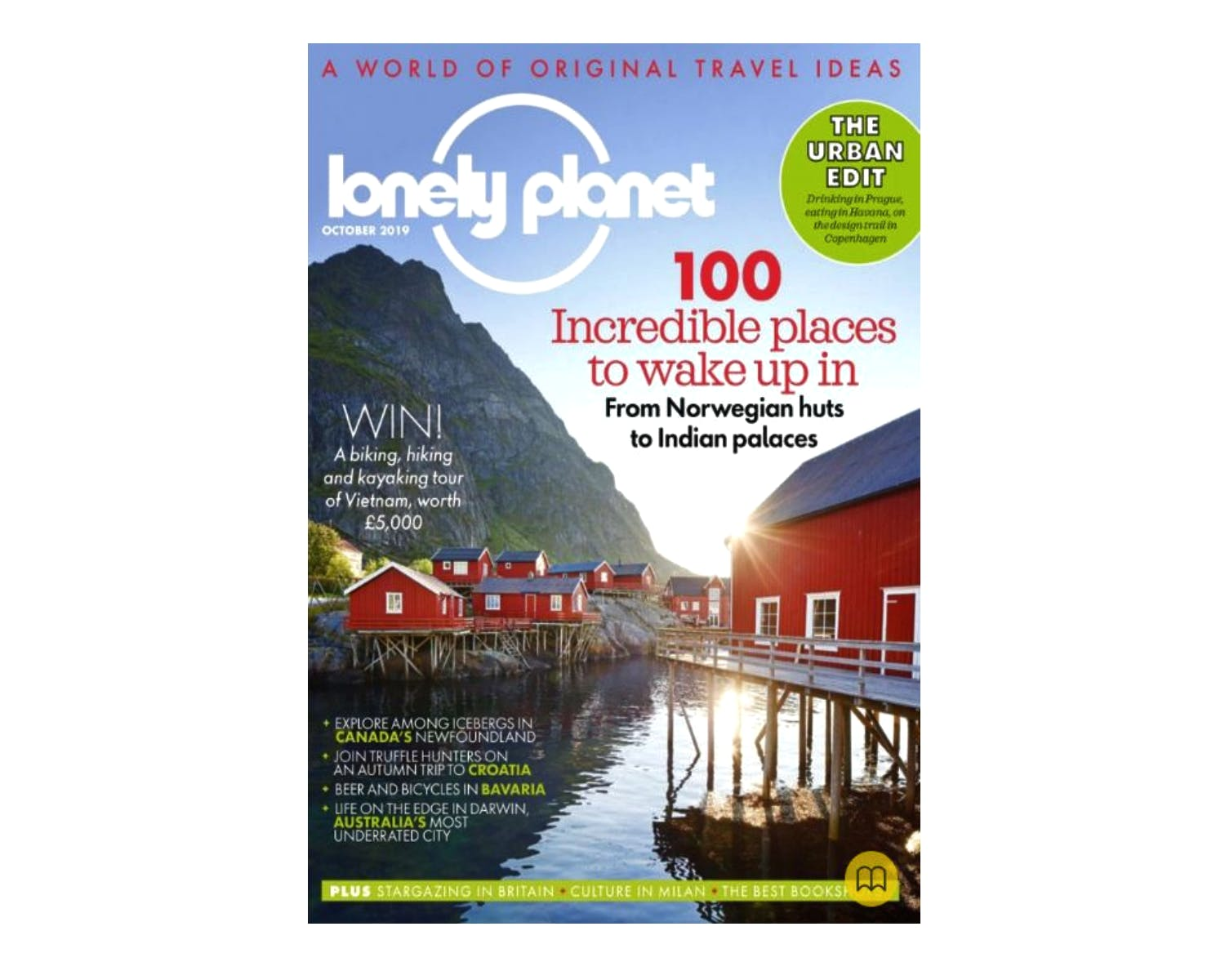 Shimaya Stays Media Mentions - Lonely Planet list