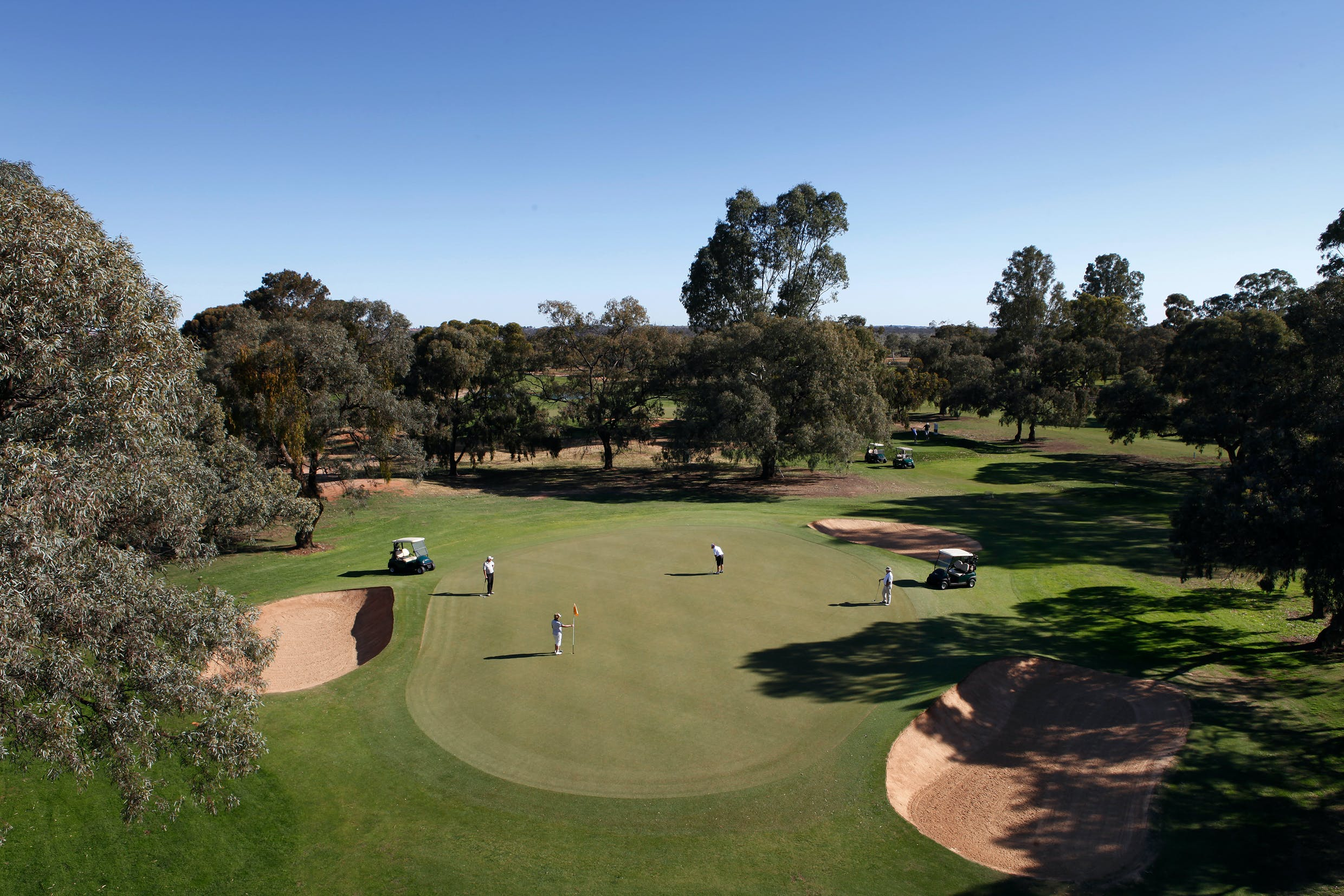 Renmark Golf Club, Renmark Country Club