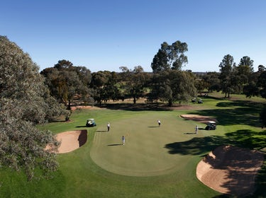 Renmark Golf Club, Renmark Country Club 1