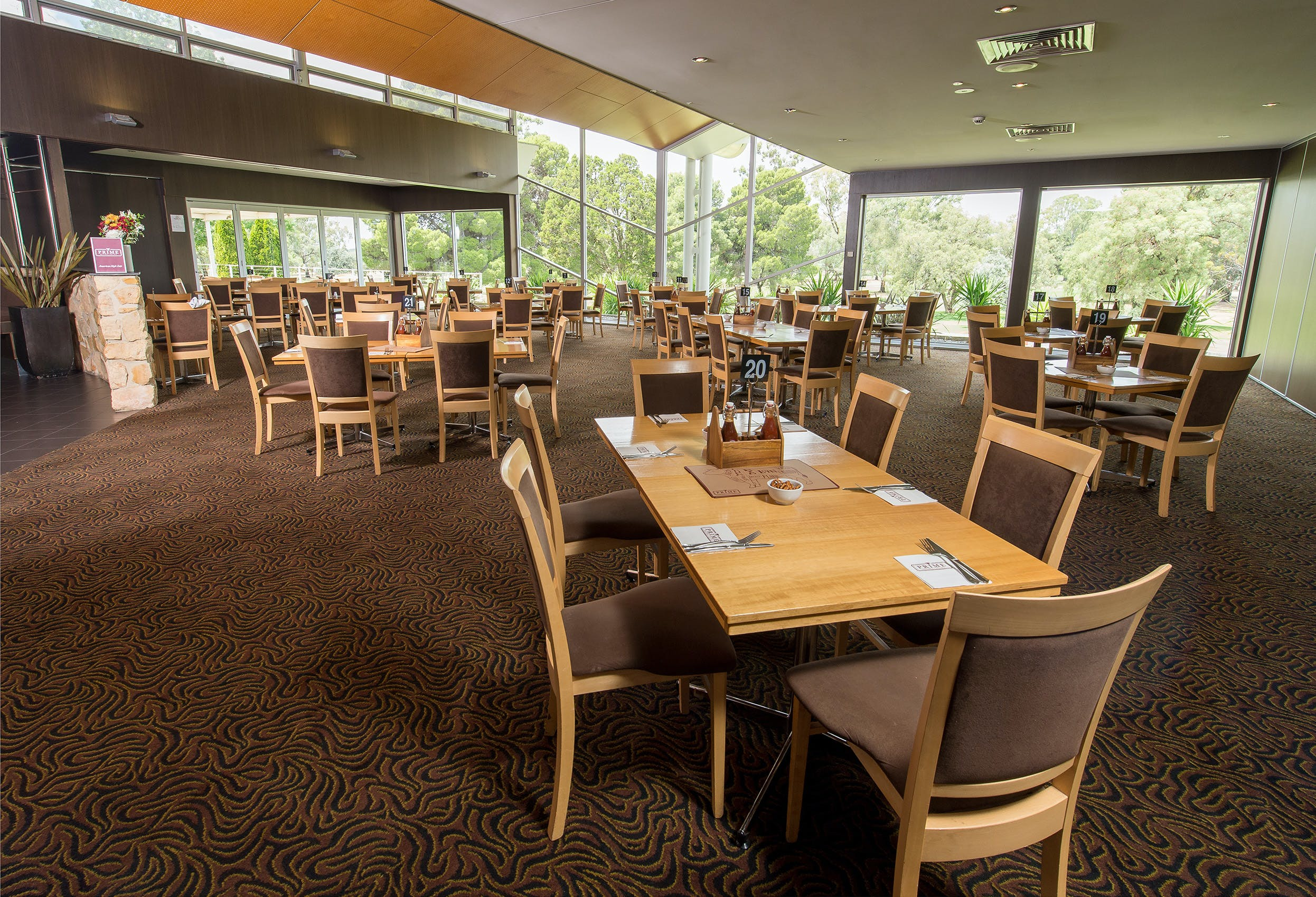 Restaurant, Renmark Country Club