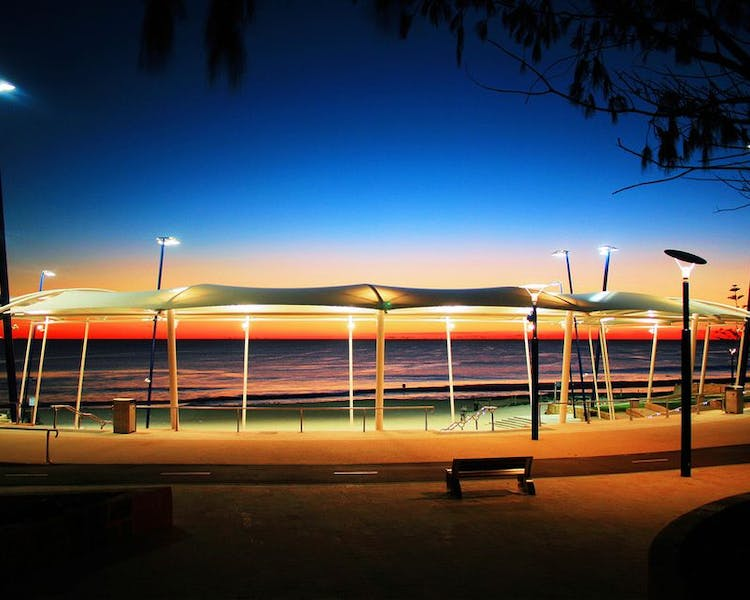 Amphitheatre in Scarborough Beach