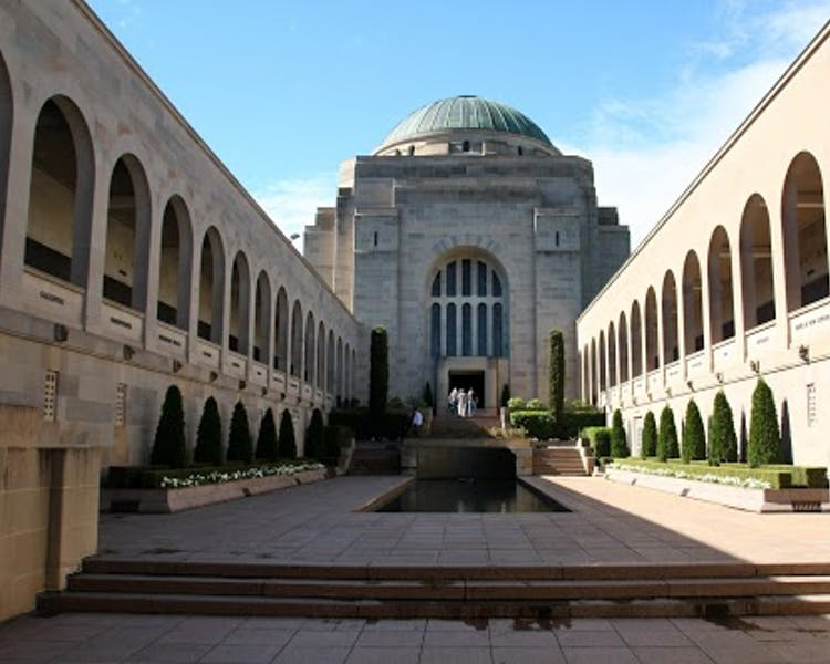 Nearby Attractions Australian War Memorial
