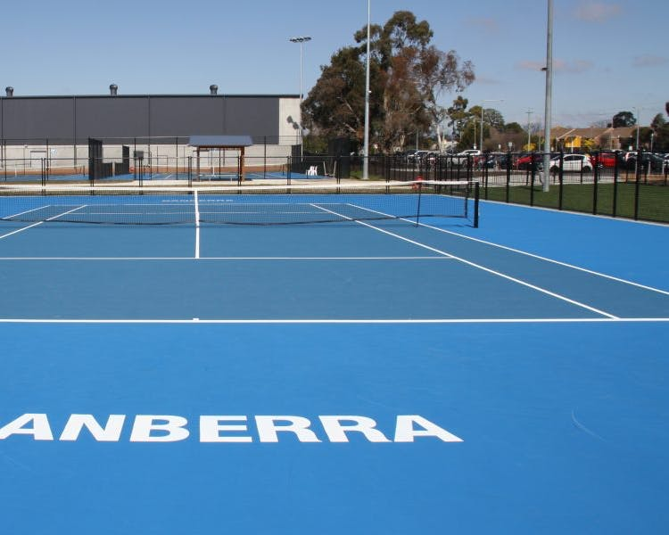 Nearby Attractions Canberra Tennis Centre