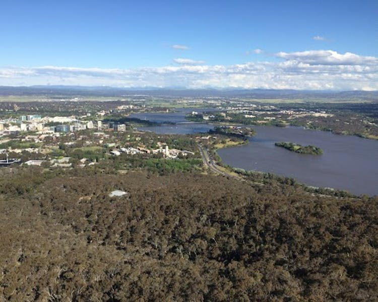 Nearby Attractions Canberra View