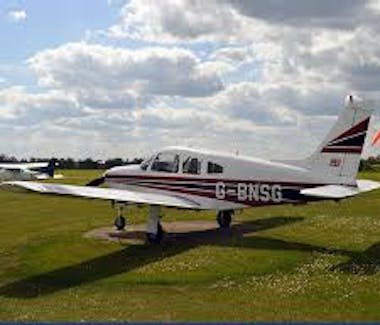 Andrews Field Aviation offers Trial Flying lesson flights 30, 45 or 60minutes duration.