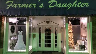 The Farmer's Daughter storefront Fairfield, Il.