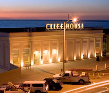 Cliff House restaurant famous in San Francisco