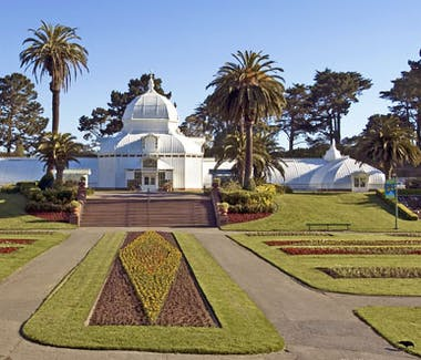 The Dylan Hotel - Conservatory of Flowers