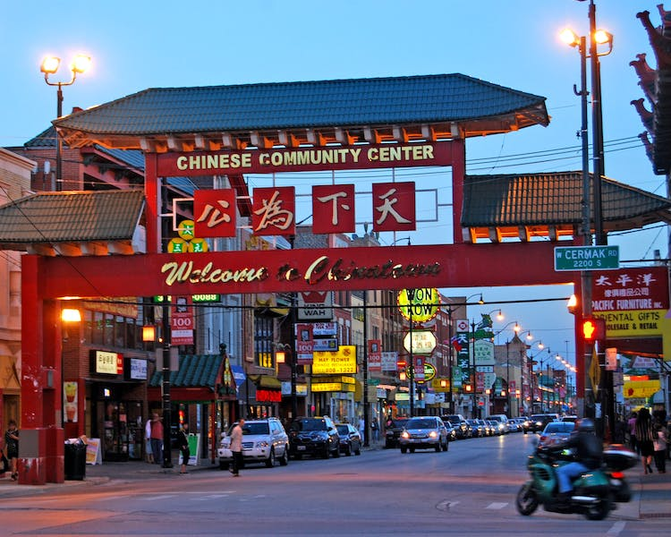 Chinatown - Take BART from The Dylan Hotel to one of the biggest Chinatown out of Asia