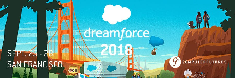 Dreamforce 2018 Moscone