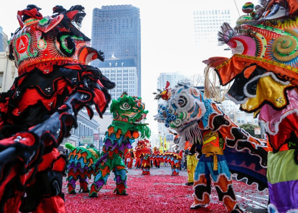 The Dylan Hotel - Chinese New Year Parade 2019 - February 23 at 5:15pm