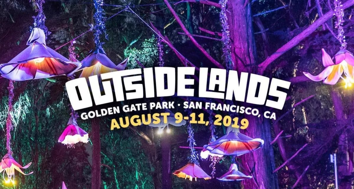 The Dylan at SFO - Outside Lands - Golden Gate Park August 9-11,2019