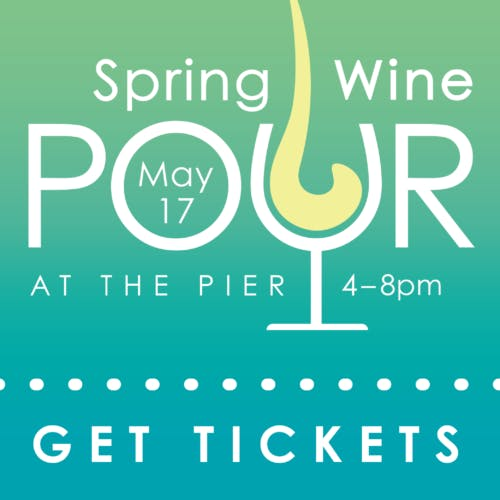 The Dylan at SFO - Spring Wine Pour at Pier 39 - May 17, 2019