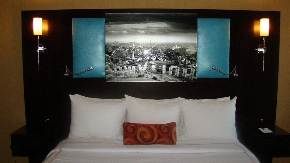 The Dylan Hotel - Thomas Barbey Art in all our rooms.