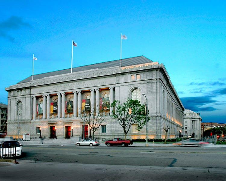 The Dylan Hotel - The War Memorial Opera House close to the western side of Van Ness close to the Civic Center BART Station