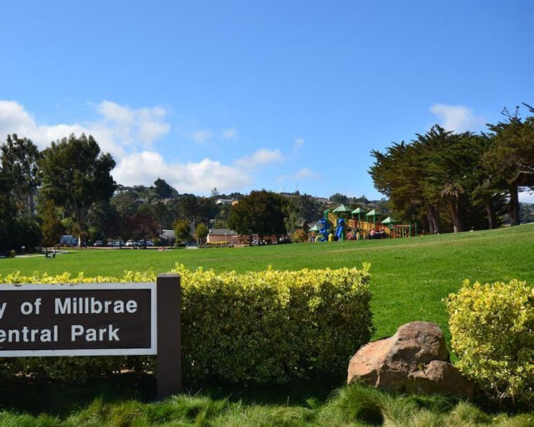 Central Park on Millbrae is 1 mile away from The Dylan Hotel