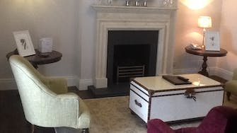 The Sitting Room of the Rectory Suite
